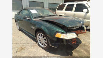2001 Ford Mustang Coupe for sale 101337664