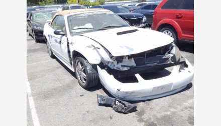 2001 Ford Mustang Convertible for sale 101355582