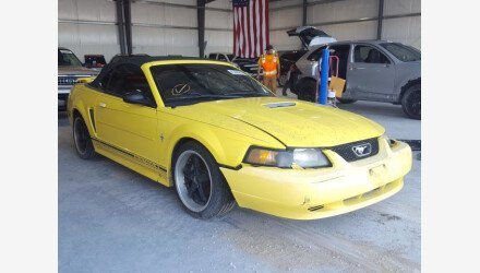 2001 Ford Mustang Convertible for sale 101356862