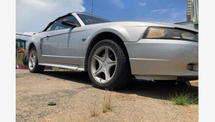 2001 Ford Mustang GT Convertible for sale 101358904