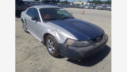 2001 Ford Mustang Coupe for sale 101358949