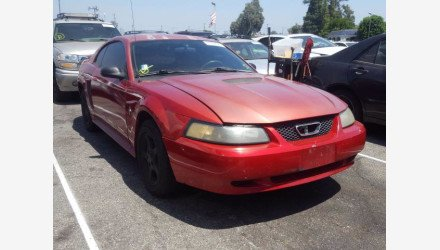 2001 Ford Mustang Coupe for sale 101358989