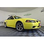 2001 Ford Mustang for sale 101400656