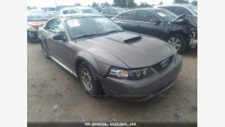 2001 Ford Mustang Coupe for sale 101409949