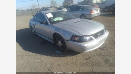 2001 Ford Mustang Coupe for sale 101410020