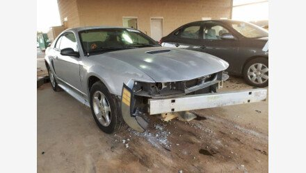 2001 Ford Mustang Coupe for sale 101411591