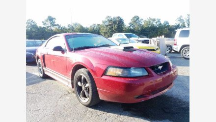 2001 Ford Mustang GT Coupe for sale 101412941