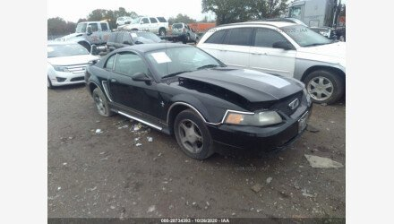 2001 Ford Mustang Coupe for sale 101414193