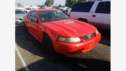 2001 Ford Mustang Coupe for sale 101415575