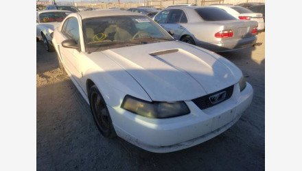 2001 Ford Mustang Coupe for sale 101417001