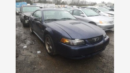 2001 Ford Mustang Coupe for sale 101417006