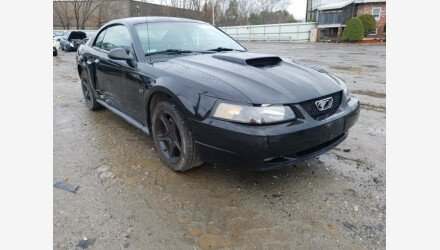 2001 Ford Mustang GT Coupe for sale 101417025