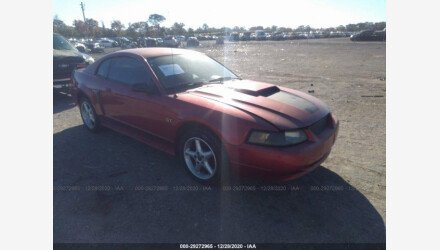 2001 Ford Mustang GT Coupe for sale 101436316