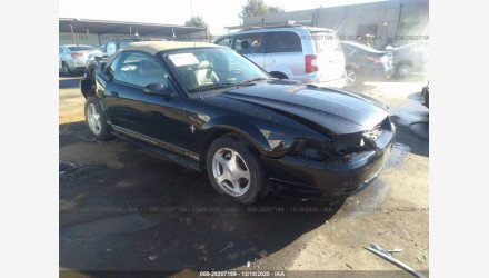 2001 Ford Mustang Convertible for sale 101438813