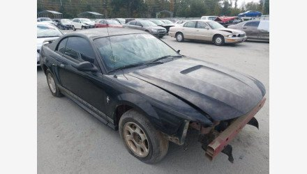 2001 Ford Mustang Coupe for sale 101441231