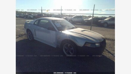 2001 Ford Mustang GT Coupe for sale 101442943