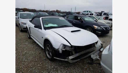 2001 Ford Mustang GT Convertible for sale 101443382