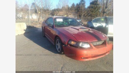 2001 Ford Mustang GT Coupe for sale 101448011