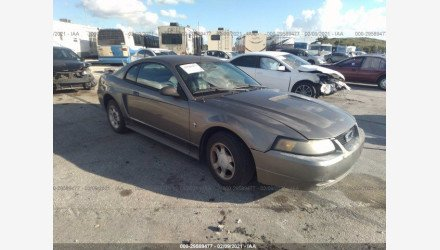 2001 Ford Mustang Coupe for sale 101454836