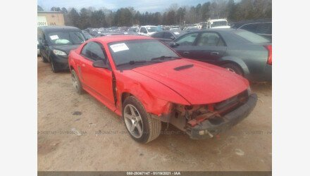 2001 Ford Mustang Coupe for sale 101457718
