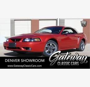 2001 Ford Mustang for sale 101458104