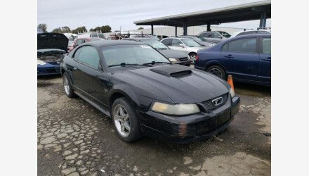 2001 Ford Mustang GT Coupe for sale 101458932