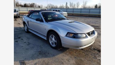 2001 Ford Mustang Convertible for sale 101458940