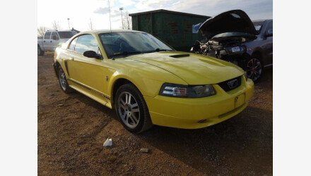 2001 Ford Mustang Coupe for sale 101461604