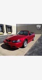 2001 Ford Mustang for sale 101462126