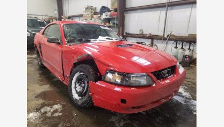 2001 Ford Mustang Coupe for sale 101462574