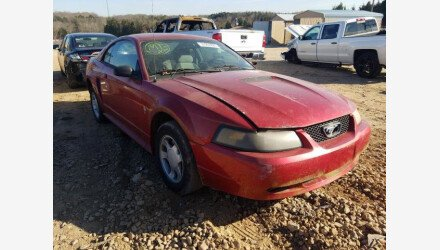 2001 Ford Mustang Coupe for sale 101463248