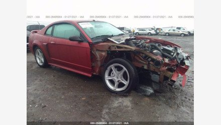 2001 Ford Mustang GT Coupe for sale 101464534
