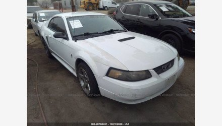 2001 Ford Mustang Coupe for sale 101465122