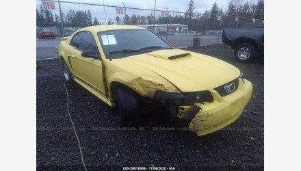 2001 Ford Mustang Coupe for sale 101465137