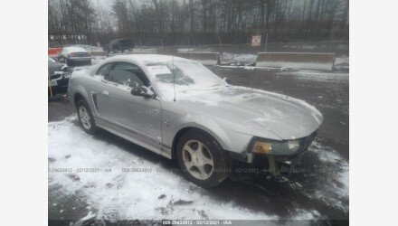 2001 Ford Mustang Coupe for sale 101465147