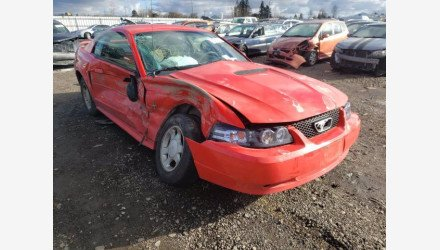 2001 Ford Mustang Coupe for sale 101466627