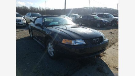 2001 Ford Mustang Convertible for sale 101466635