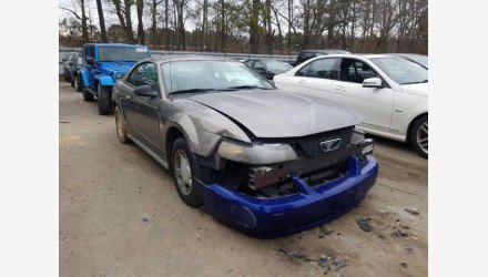 2001 Ford Mustang Coupe for sale 101468040