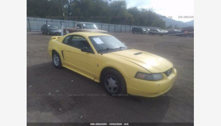 2001 Ford Mustang Coupe for sale 101482651