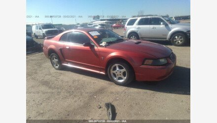 2001 Ford Mustang Coupe for sale 101488458