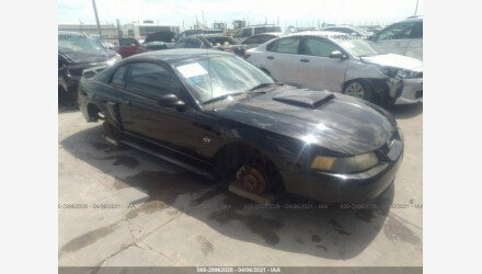 2001 Ford Mustang GT Coupe for sale 101491921