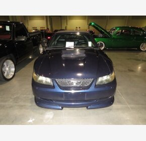 2001 Ford Mustang GT Convertible for sale 101492709
