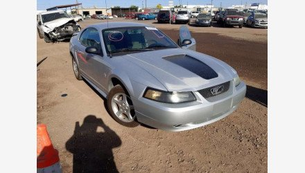 2001 Ford Mustang Coupe for sale 101493208