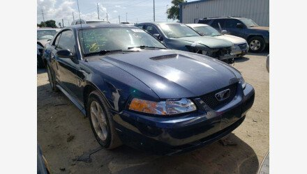 2001 Ford Mustang Coupe for sale 101493216