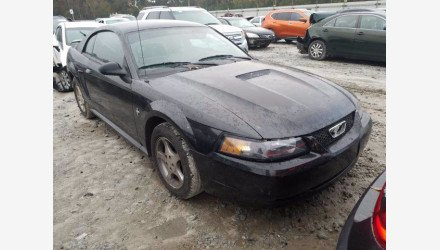 2001 Ford Mustang Coupe for sale 101494160