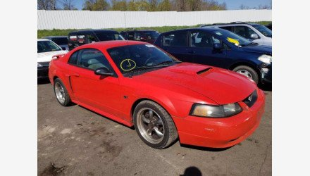 2001 Ford Mustang GT Coupe for sale 101495011