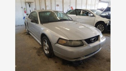 2001 Ford Mustang Coupe for sale 101500545
