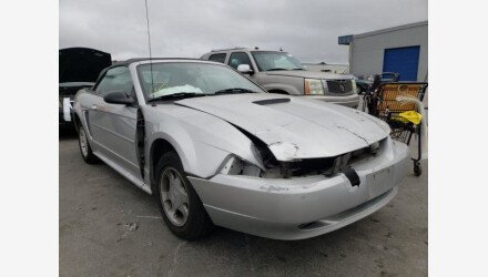 2001 Ford Mustang Convertible for sale 101503161