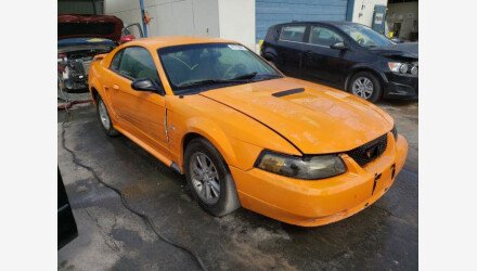 2001 Ford Mustang Coupe for sale 101504573
