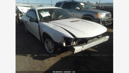 2001 Ford Mustang Coupe for sale 101504886